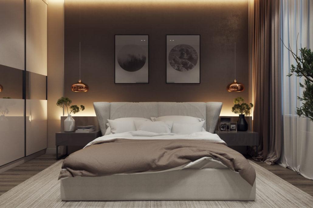 Интерьер спальни: как создать место для отдыха