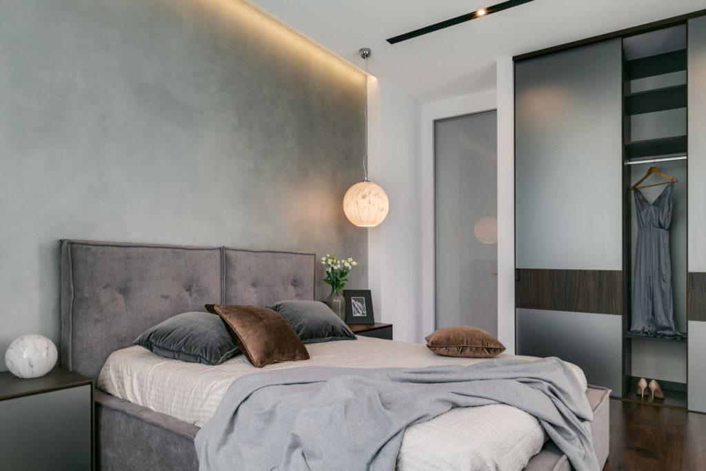 Дизайн интерьера спальни без ТВ