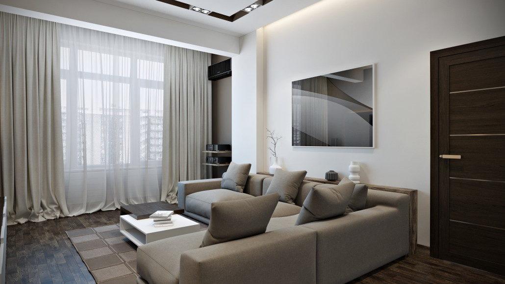 Дизайн гостиной - уют и комфорт: 7 простых секретов