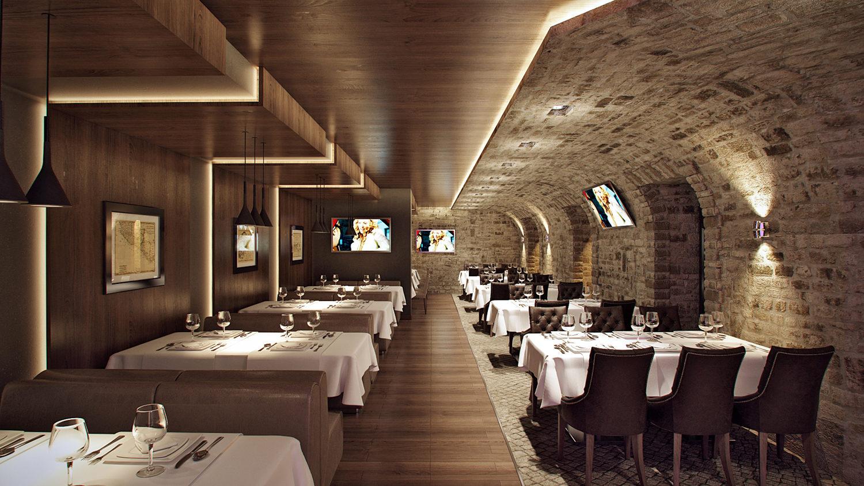 Главные тренды для эффектного дизайна ресторана. Предварительный просмотр