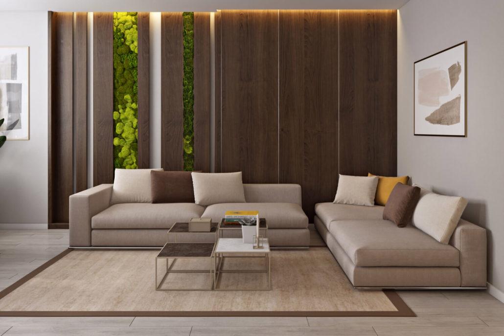 Основные принципы дизайна интерьера в современном стиле