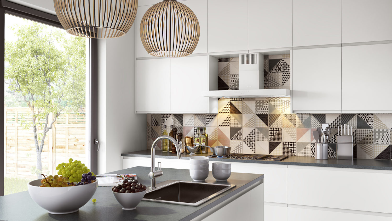 5 идей дизайна современной кухни
