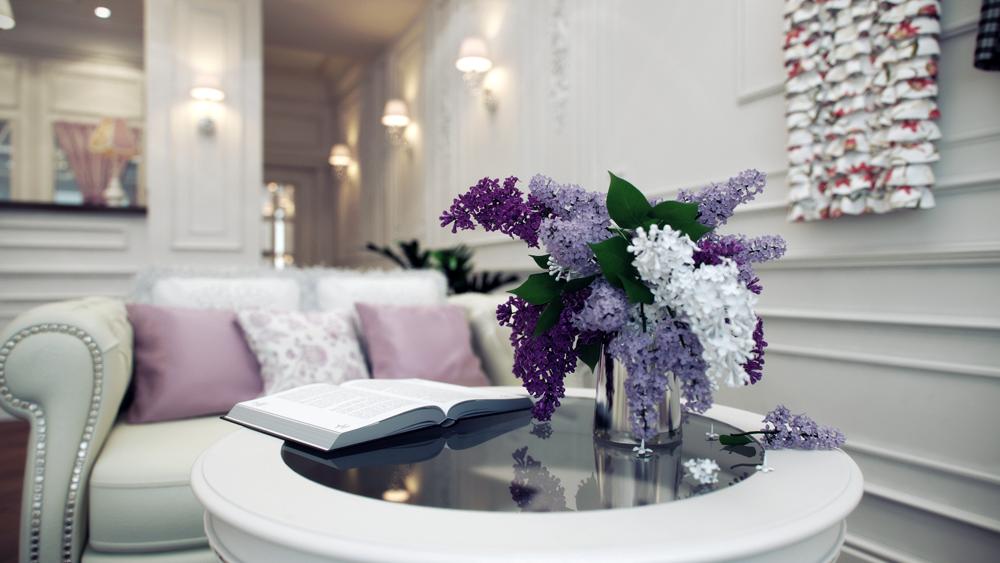 Блеск и новизна лета в декоре интерьера дома