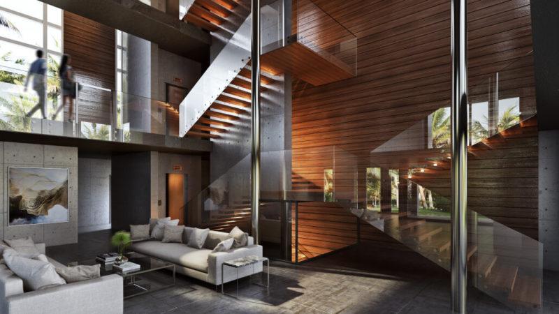 Восхитительный холл: дизайн интерьера офиса