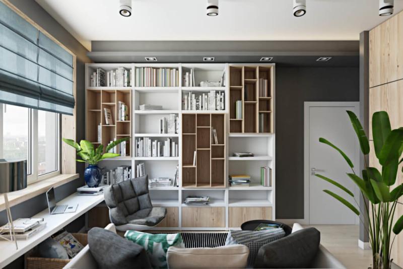 Дизайнерский Ремонт Квартир: уютная гостевая комната