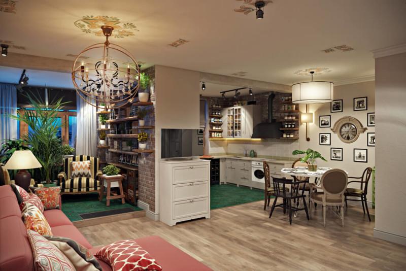 Дизайнерский Ремонт Квартир для создания комфортного интерьера.
