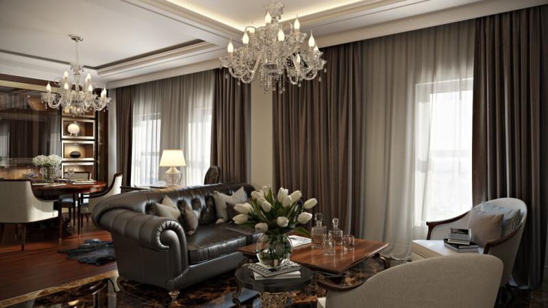 Возможность индивидуально заказывать мебель: Дизайнерский Ремонт Квартир для уникального интерьера
