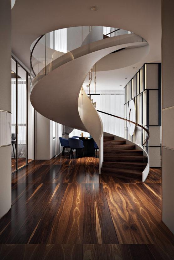 Дизайн жилого интерьера: комфортный дом