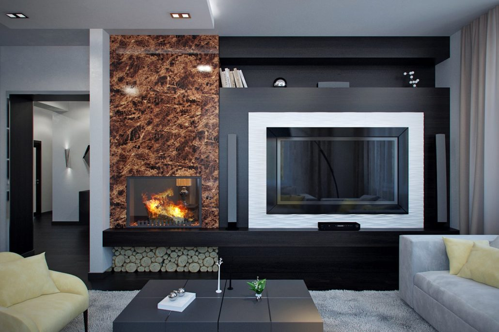 Уютный дизайн-проект дома в Киеве Вид02