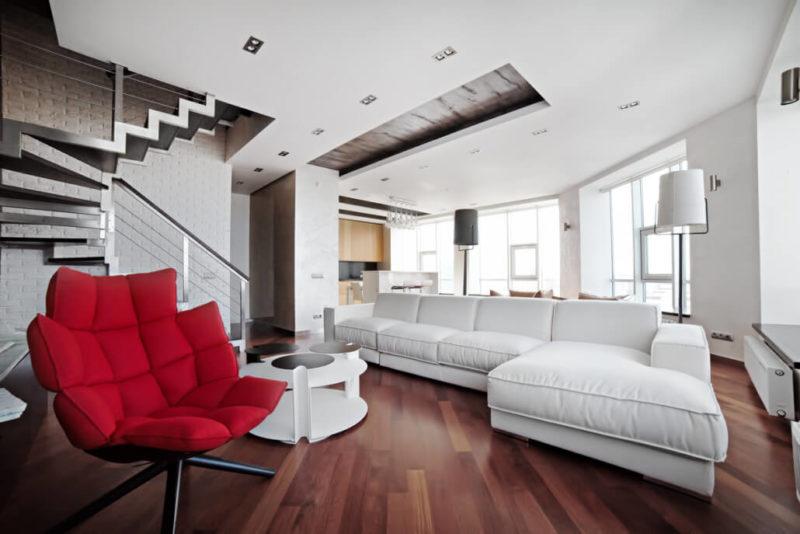 Современная гостиная фото дизайна