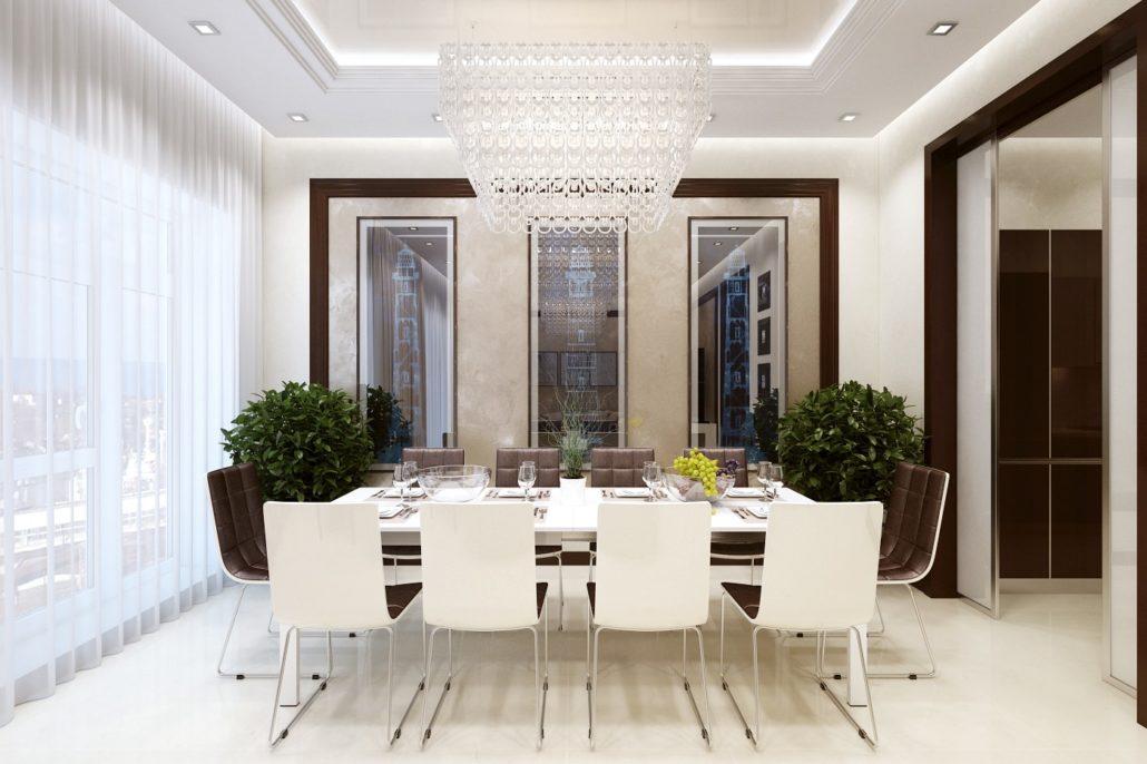 Стильный и современный дизайн интерьера дома Вид11