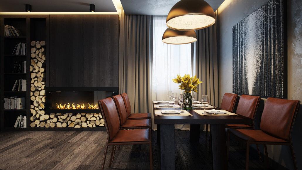Современный стиль в интерьере - эффектно решение для дизайна квартиры