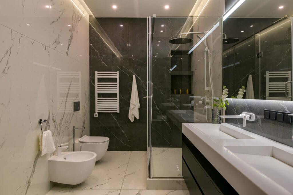 Выбор смесителей при ремонте ванной комнаты