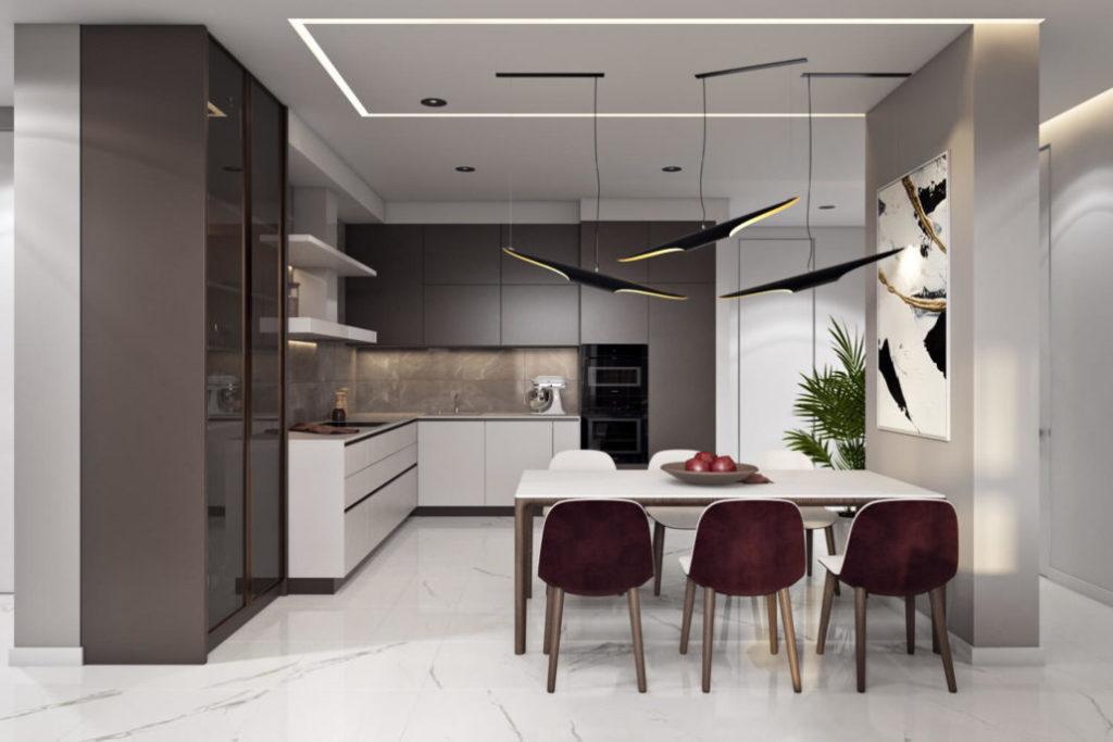 Состав дизайн-проекта идеальной квартиры
