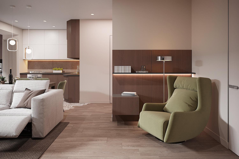 Тренды дизайна интерьера: стильная мебель