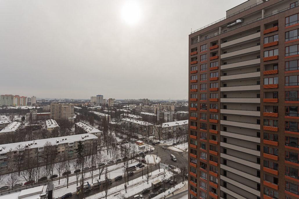 Выбрать квартиру в новостройке по локации