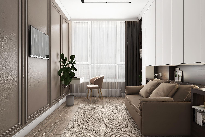 Стильное оформление комнаты для подростка